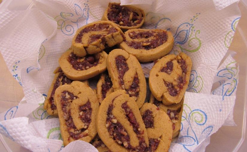 Stella's Date Pinwheel Cookies..Top Of TheLine